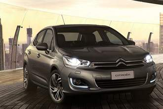 C4 Lounge é novidade da Citroën