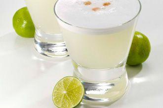 Pisco Sour é bebida tradicional na América Latina