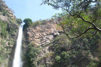 Salto do Itiquira é destino para quem curte natureza