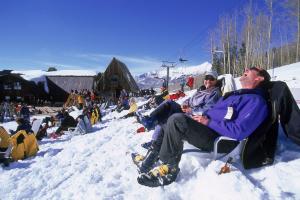 Estação de esqui em Telluride / Divulgação