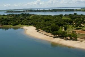 Praia Santa Fé do Sul