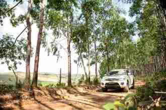 Rali Mitsubishi