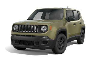 Versão de entrada do Jeep Renegade