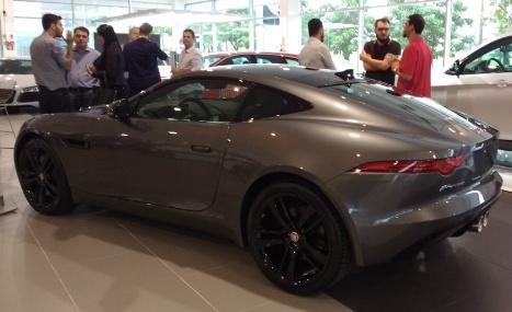 F-TYPE, o superesportivo da Jaguar