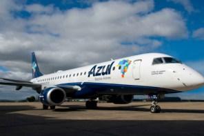 Azul aumenta oferta de voos na região de Rio Preto