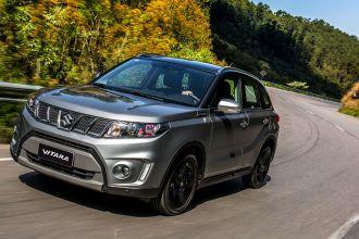 Nova geração do Suzuki Vitara (Foto: Murillo Mattos)