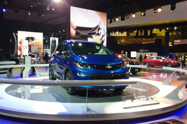 Chevrolet Bolt, o elétrico da marca