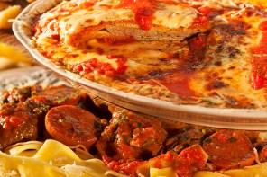 Novidades em porções generosas no cardápio da Bella Capri
