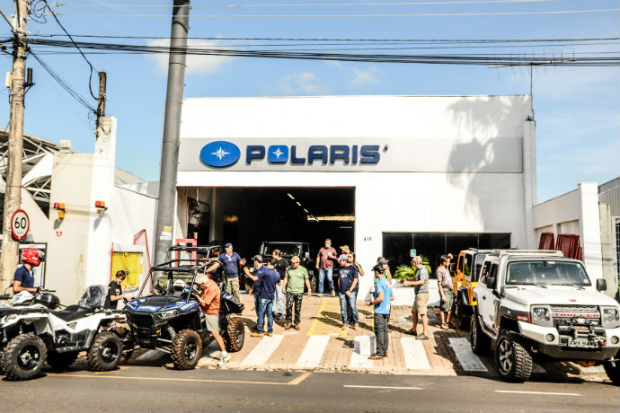 Polaris em São José do Rio Preto