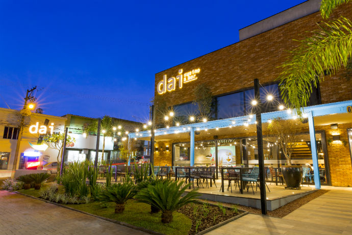 Dai Cucina & Bar: gastronomia italiana na Andaló