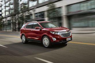 Chevrolet lança o Equinox em outubro