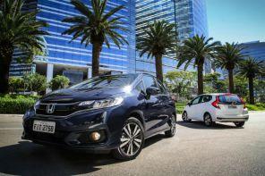 Honda Fit 2018 chega a partir de R$58.700