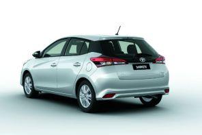 Toyota Yaris será fabricado no Brasil em 2018