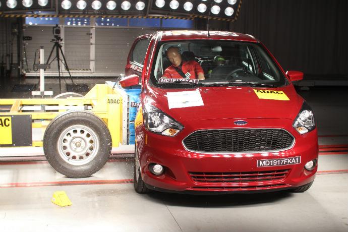 Ford Ka recebeu zero estrelas do Latin NCap