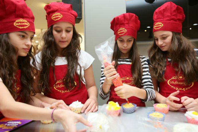 Gourmet Kids começa dia 5 no Riopreto Shopping