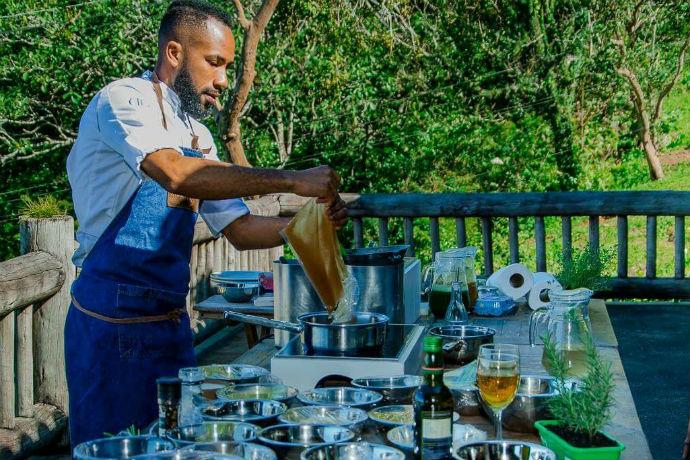 João Diamante e sua gastronomia inclusiva