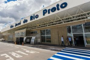 Obras ampliam capacidade do aeroporto de Rio Preto