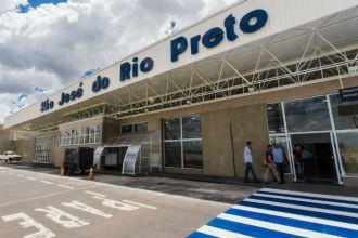 Aeroporto de São José do Rio Preto (Foto: Governo de SP)