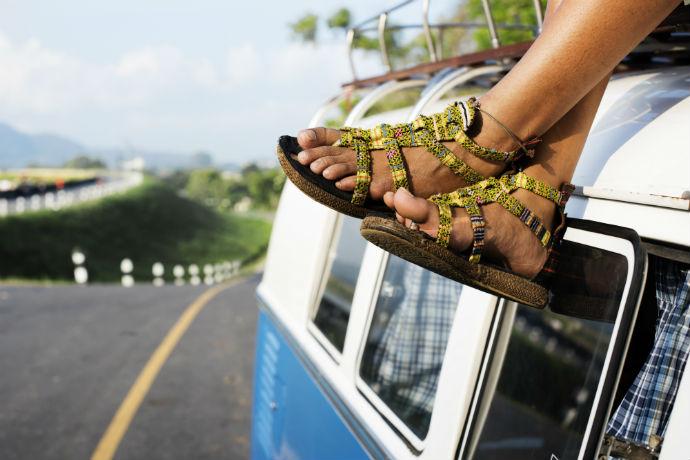 Falta de grana, insegurança e falta de tempo impedem as mulheres de viajar mais (Foto: Pexels)