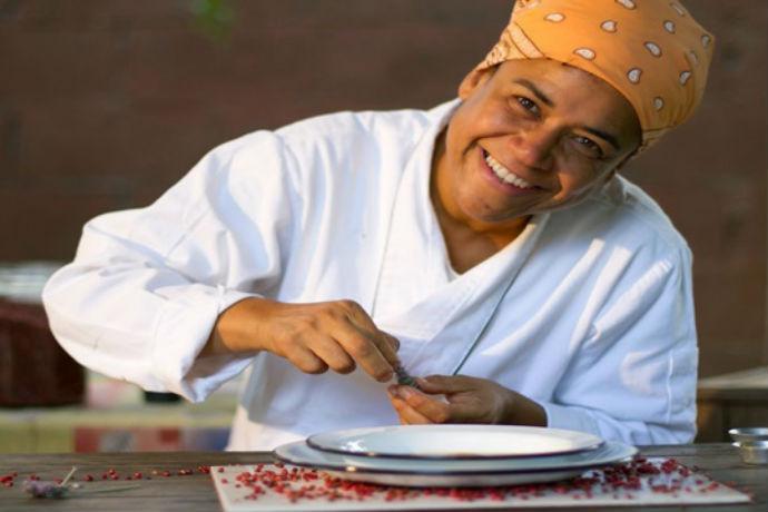 Chef Tanea Romão dará aula gratuita nesta etapa do Sabor de São Paulo