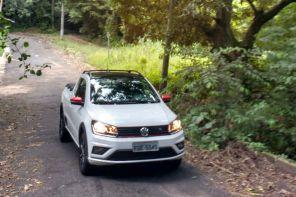 VW Saveiro Pepper é bem equipada e estilosa