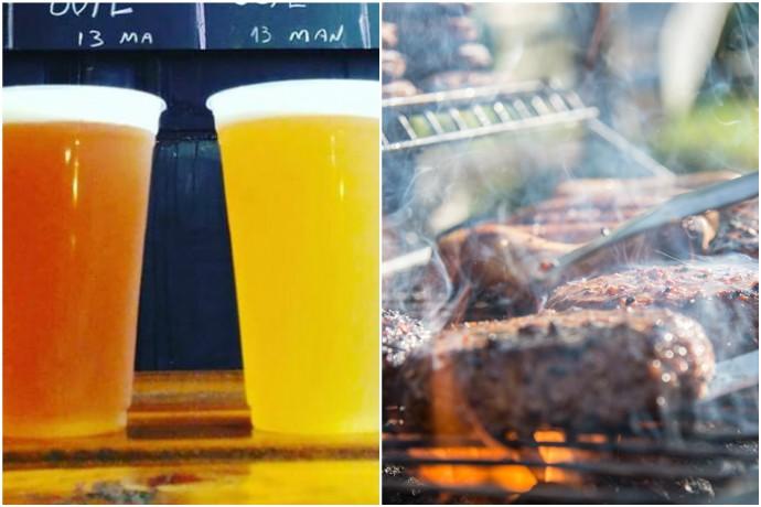 1º Beer & BBQ terá cervejas artesanais e churrasco