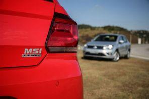 VW Gol e Voyage ganham câmbio automático