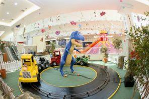 Férias com dinossauros no Riopreto Shopping