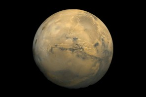 Exposição revela curiosidades sobre Marte
