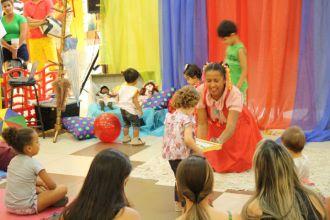 Festival Kids tem teatro para bebês com Giseli Lançoni