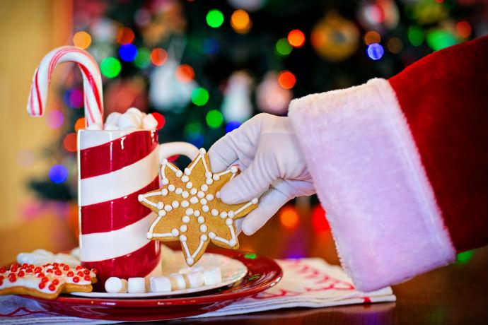 Papai Noel chega dia 3 de novembro
