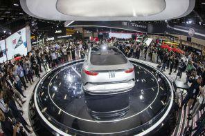 São Paulo recebe 30º Salão do Automóvel