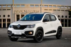 Renault lança o Kwid Outsider por R$43.990