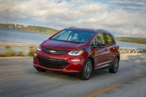 Bolt EV, carro elétrico da Chevrolet, chega em outubro