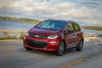 Chevrolet começa a vender o elétrico Bolt EV em outubro, aqui no Brasil