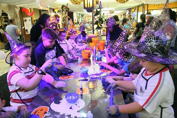 Mês das Crianças no Riopreto Shopping