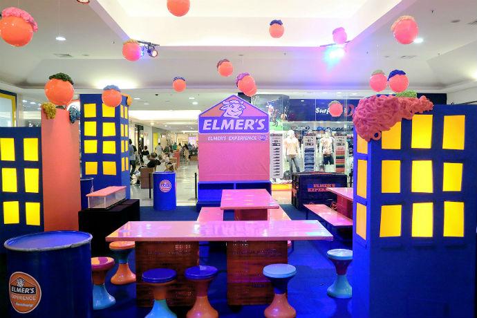 Elmer´S Experience no Riopreto Shopping (Fotos: Ricardo Boni)