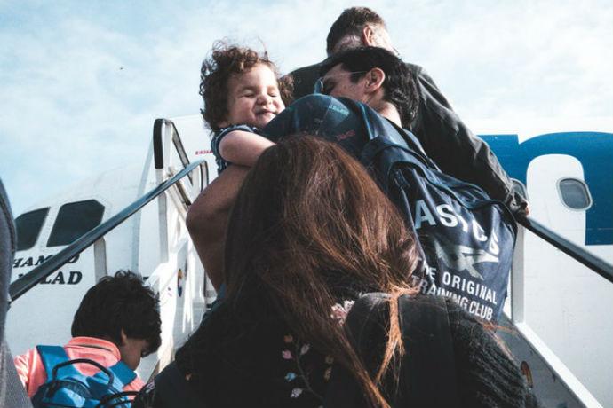 Viagem com crianças (Foto: Pexels)