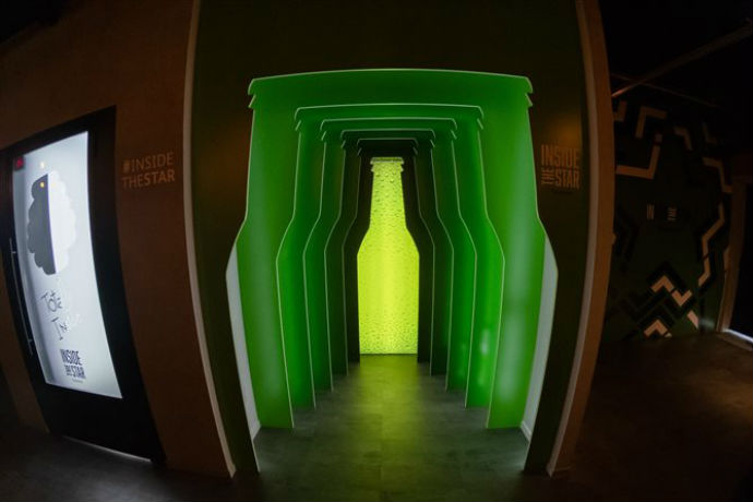 Tour cervejeiro pela Heinenken