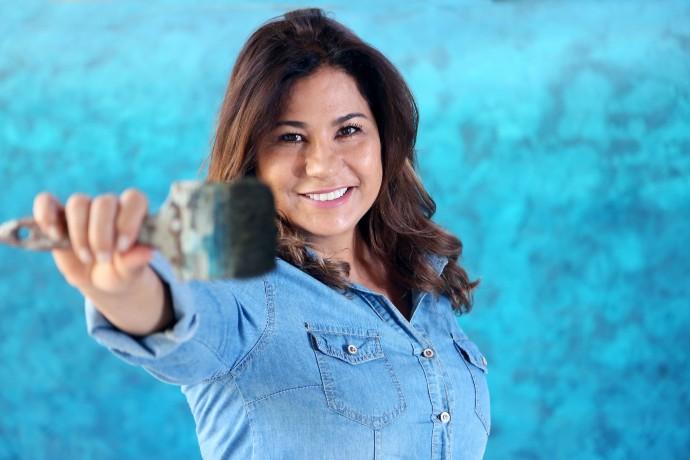 Claudia Cabral (Foto: Ricardo Boni)