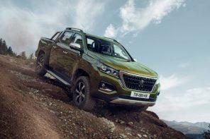 Conheça a Landtrek, picape média da Peugeot