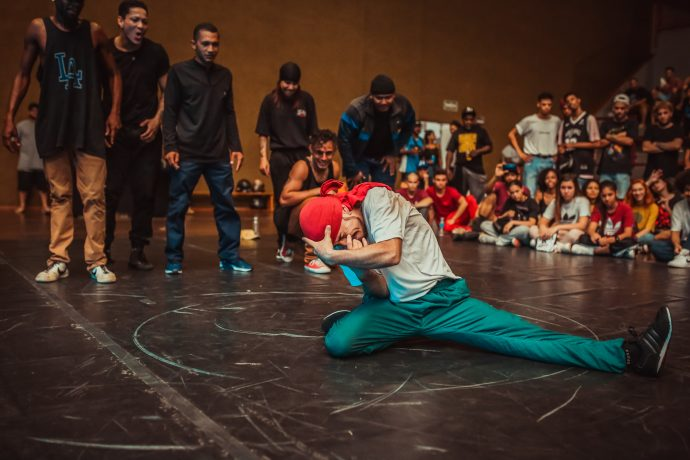 Hip Hop em Ação (Foto GGone)