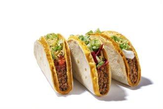 Novidade na Taco Bell