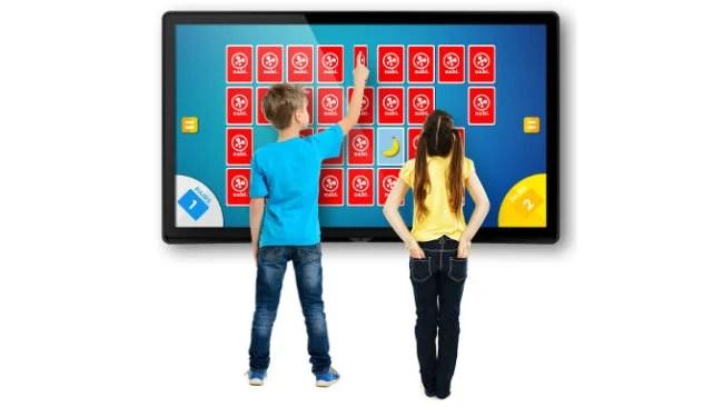 #CES | Все лучшее &ndash; детям! 65-дюймовый планшет Nabi Big Tab XL<span id=