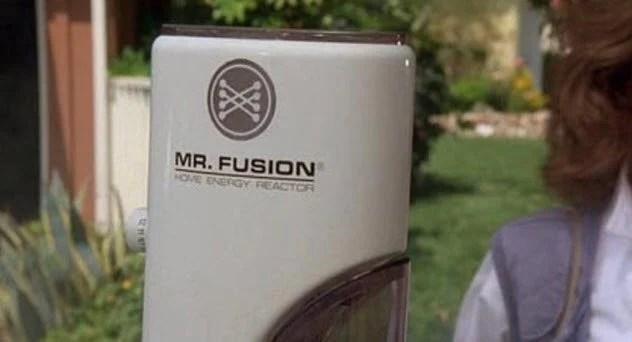 9 mr fusion
