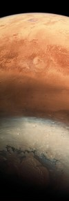 #фото дня | Астрономы показали Марс «в полный рост»