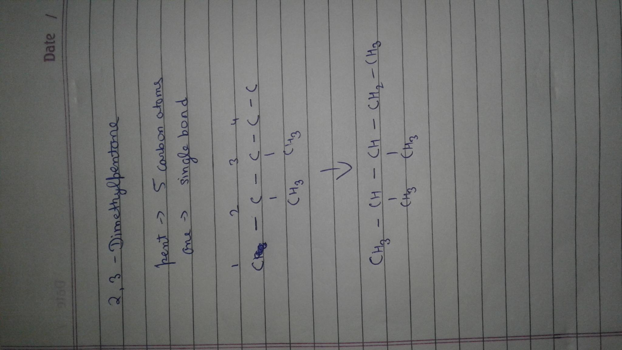 100 Epic Best 2 3 Dimethylpentane Condensed Formula