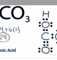 draw the lewis dot structure of h2co3 brainly in lewis diagram h2co3 [ 1462 x 824 Pixel ]