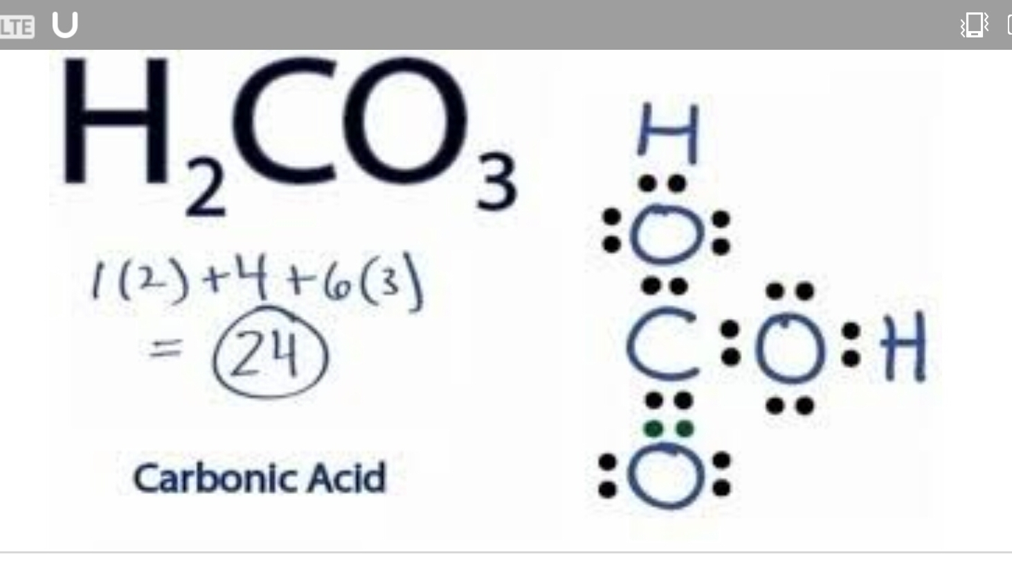 hight resolution of draw the lewis dot structure of h2co3 brainly in lewis diagram h2co3