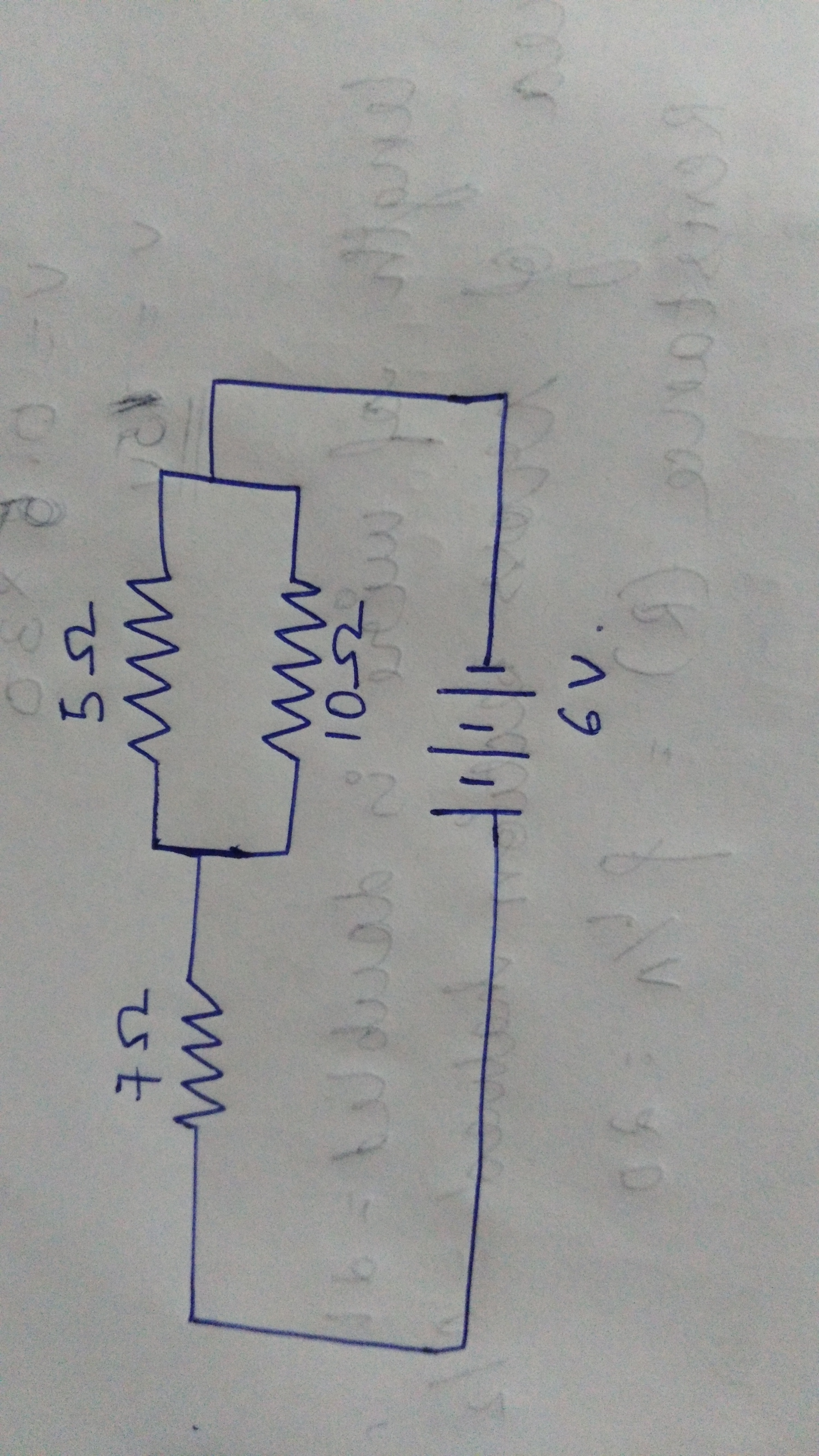 Circuit Diagram Questions For Class 10 Ways To Calculate